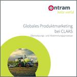 CLAAS und ONTRAM: Globales Produktmarketing bei CLAAS
