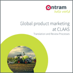Case Studie Global product marketing at CLAAS