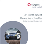 ONTRAM macht Mercedes schneller Global Business Management